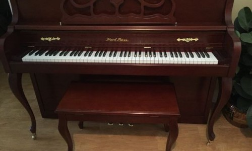 Pearl River Upright Piano