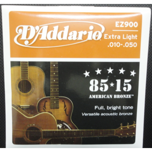 Dây đàn acoustic Daddario