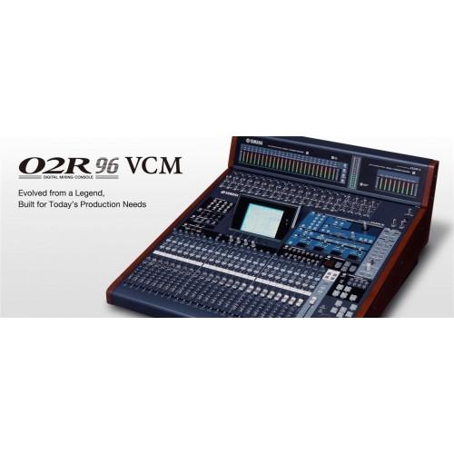 YAMAHA DIGITAL MIXER 02R96VCM