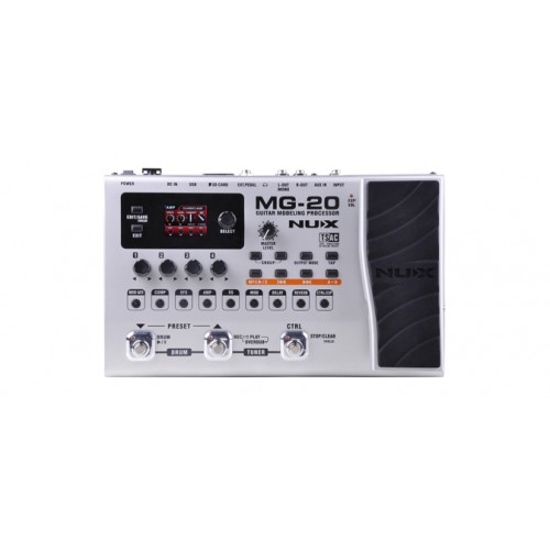 Multi Effect Pedal NUX MG-20