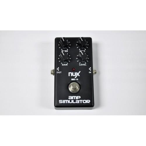 NUX AS-4 Modern Amplifier Simulator